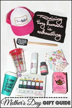 Mother's Day Gift Guide - fun last minute gift ideas for Mom!