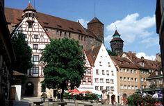 Albrecht Durer House Nuremberg - Courtesy of Congress-und Tourismuszentrum Nuremberg
