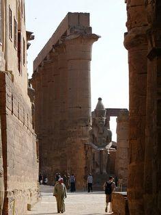 Luxor temple - Temple de Louxor