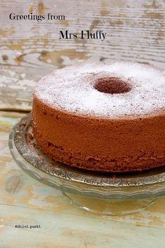 la Fluffosa al cioccolato … con il cremor tartaro