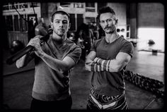 Jonas Brothers News — jonathanmtucker: mid-season finale of #kingdomtv...