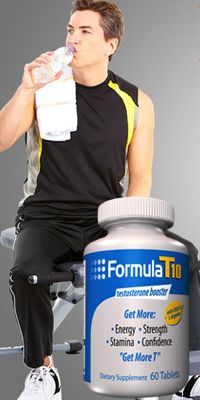 Yes, that's true. Formula T10 is required for you to become a man as it boost free testosterone production in body which makes you enjoy better and muscular body with improved libido.