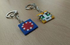 Handmade iBallisticSquid and StampyLongNose by PixelBeadPictures, £1.50-these look really easy to make!