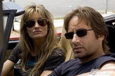 californication I just discovered and fell in love with this show...its probably not for everyone... but I think its hilarious. So who cares!