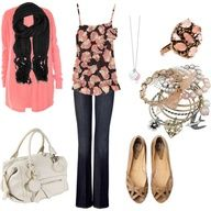 Pink combo!