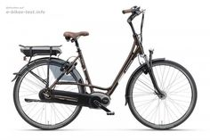 DasE-Bike BATAVUS-GARDA-E-GO-DA-NEXUS-8-61-RBN-CHOCOLATE 2016 hier auf E-Bikes-Test.info vorgestellt. Weitere Details zu diesem Bike auf unserer Webseite.