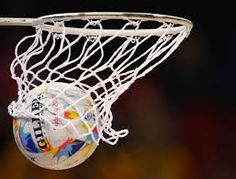 Image result for netball going into a hoop