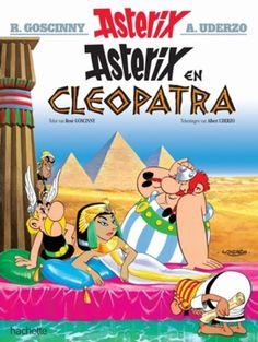 [link] (dutch) Asterix en Cleopatra 1965  https://nl.wikipedia.org/wiki/Asterix_en_Cleopatra