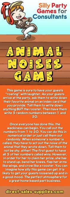 Unique Party Games  Games to Have Guests Roaring. -okay this is ridiculous.  I cannot imagine any guest thinking wow, I'm so glad I showed up and didn't miss this game!  But, still funny. To be a fly on the wall