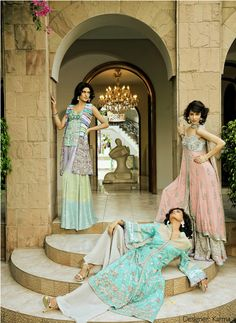 Pakistan Fashion Design Council comes to India with their own store, and we think it's quite a fashionable move for new relationships! http://www.luxuryfacts.com/index.php/sections/article/3521