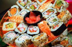 [Món cuốn ngon] Sushi- thương hiệu của ẩm thực Nhật Bản  Cùng Gordon Ramsay học cách làm Sushi- món ăn đặc trưng nhất và được coi là tinh hoa ẩm thực Nhật Bản...