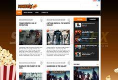 Monster Divx Website Design Visit www.StudioGrfx.com to view my portfolio  #webdesign #graphicdesign