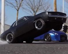 Fast and Furious 7 RC Car Chase - FreshnessMag.com