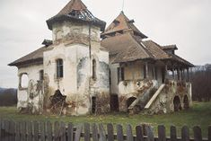 Monumente istorice din Romania: 05/01/2012 - 06/01/2012 Villa, House Design, Rustic, Traditional, House Architecture, Building, Xmas, Painting, Travel