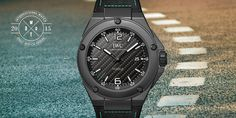 This IWC Unique Ingenieur Automatic Edition Tribute to Nico Rosberg is our #OnlyWatch2015 #WOTD.
