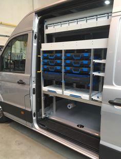 Van Shelving, Van Racking, Mobile Workshop, Van Storage, Mobile Office, Ambulance, Vans, Trucks, Workshop Ideas
