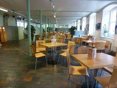 New Lanark Visitor Centre Cafe