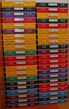 Storage by Mr. Brick #1 | Flickr - Photo Sharing!