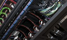Ideaworks' Rack Wiring - www.ideaworks.co.uk