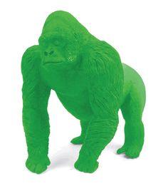 Gomas en forma de animales salvajes: Gorila