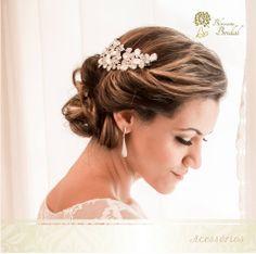 Lindo acessório Blossom Bridal