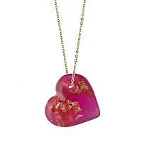 Heart of Gold Necklace, mehr originelle aunhttp://www.magicofword.com/witzige-geschenke/valentinstag