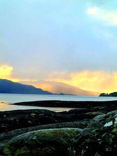 Norway, Island, Celestial, Sunset, Beach, Water, Outdoor, Gripe Water, Outdoors