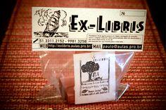 Ex-Libris- Bookplate Stamps
