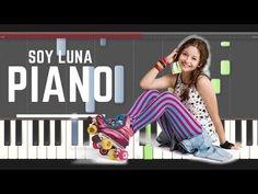 Soy Luna 2 Siempre Juntos piano midi tutorial sheet partitura cover app karaoke preview - YouTube