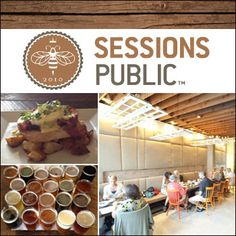 $12 for $25 of Sunday Brunch at Sessions Public via SD Insider Hookup