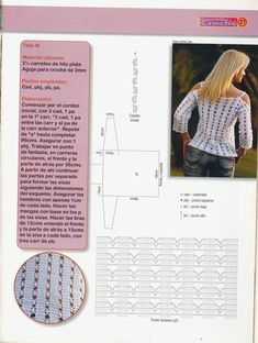 Crochetpedia: Long Sleeve Shirt