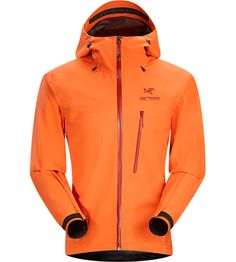 Alpha SL Jacket Men's Alpha Series: Climbing and alpine focused systems   SL: Super light. Superlight, exceptionally packable GORE-TEX® with Paclite® product technology jacket created for climbers and alpinists needing emergency waterproof/breathable protection in sudden storms.