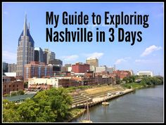 Thrift and Shout: My Guide to Exploring Nashville in 3 Days