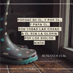 DIOS CON NOSOTROS -  Semana 3 / Viernes   Lectura - Romanos 11:33-36 ;  Lucas 2:14 Devocional - Romanos 11:36   #AmaaDiosGrandemente #ComunidadADG #LGG #LGGenespañol #Biblia #Dios #Devocionalparamujeres