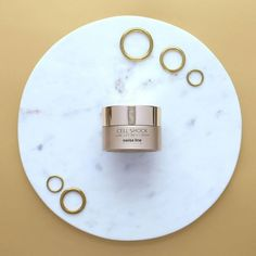 Our Cell Shock Luxe-Lift Rich Cream, ideal for skin with a tendency to dryness or dehydration, will lift, revitalize and reduce the appearance of lines and wrinkles as it makes the skin silky-soft. With high concentrations of pure marine collagen, colloidal gold and fibroin (protein from silk), among other ingredients, it helps to prevent cellular damage caused by free radicals and protects the skin's natural collagen.⠀ .⠀ #swissline #collagen #antiaging #healthyskin Natural Wrinkle Remedies, Colloidal Gold, New Things To Try, Prevent Wrinkles, Healthy Skin, Collagen, Protein, Cosmetics, Pure Products
