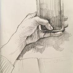 Sarah Sedwick. #sketchbook #art #drawing 3.24.16.