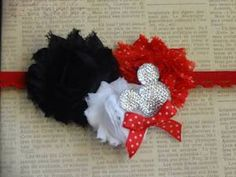minnie mouse headband - Google Search