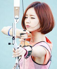 Lee Hyeri - 2013 Idol Olympics