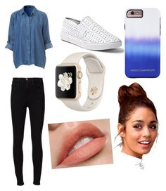 """"""""""" by d-reeseh on Polyvore featuring Frame Denim, Steve Madden and Rebecca Minkoff"""
