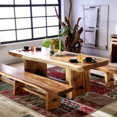 Suwar Dining room table