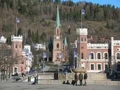 Still on my Bucket List - Visit my family history, Drammen, Norway