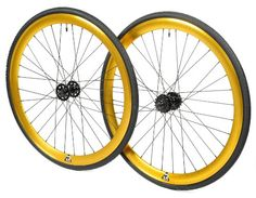 On Sale: http://fixiecycles.com/shop/bikes-bikes/retrospec-bicycles-mantra-fixed-gearsingle-speed-wheelset-with-700-x-25c-kenda-kwest-tires-and-sealed-hubs-gold/  -  Retrospec Bicycles Mantra Fixed-Gear/Single-Speed Wheelset with 700 x 25C Kenda Kwest Tires and Sealed Hubs, Gold #fixie