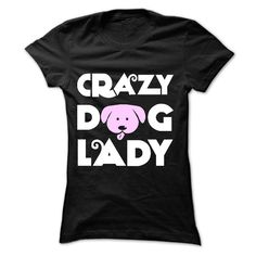 crazy dog lady t-shirt - Shoptrendytshirts.com