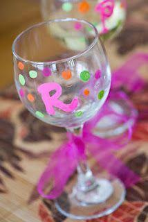 easy personalized diy bridesmaid gift