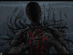 Image de ajin Manga Art, Manga Anime, Anime Art, Ajin Anime, Beautiful Dark Art, Demi Human, Demon Art, Sad Anime, Fantasy Art