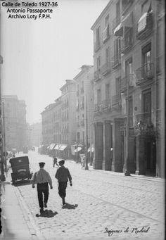 La calle de Toledo