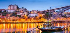 Porto, Portugal via edreams.pt