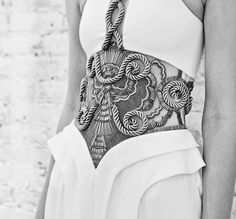 Sass and Bide ornate beading inspiration via missblossomdesign.com