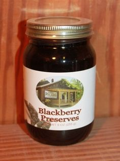 Nothing better on a hot, buttered biscuit or toast. Made from plump, ripe blackberries for a taste just like Grandma's!