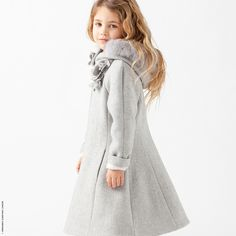 Ermanno Scervino Junior - Wool coat - 141368